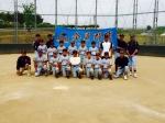 第61回中日少年野球大会豊川地区予選 準優勝